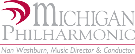 Michigan Philharmonic Retina Logo