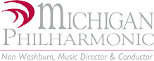 Michigan Philharmonic Logo