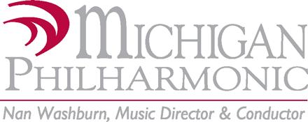 Michigan Philharmonic Retina Logo